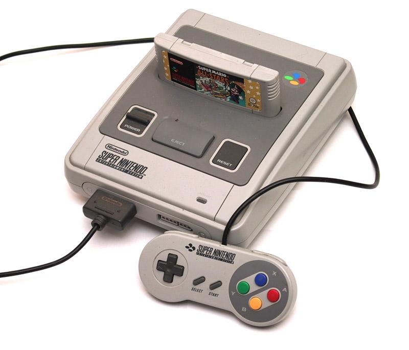 ?????? ??? ??? Super Nintendo + ????????